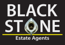 Black Stone Estate Agents, Manchester logo