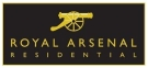 Royal Arsenal Residential, London logo