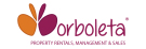 Borboleta Mediacao Imobiliaria Property Rentals, Management & Sales, Lagoa logo