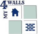 My 4 Walls, Margate branch logo
