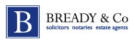BREADY & CO , Glasgow branch logo