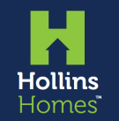 Hollins Homes logo