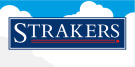 Strakers, Corsham branch logo