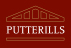 Putterills, Harpenden logo