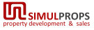 SIMULPROPS (PTY) LTD, Gauteng logo