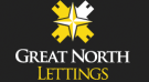 Great North Lettings, Newcastle branch logo