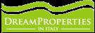 Dream Properties in Italy, Padenghe Sul Garda, Lake Garda logo