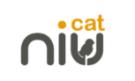 niucat, Montgat logo