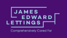 James Edward Lettings, London branch logo
