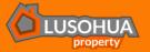 LusoHua Property, albufeira logo