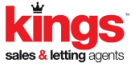 Kings Sales & Letting Agents, Middlesborough logo