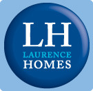 Chilton Fields development by Laurence Homes (Eastern) Limited logo