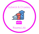 Gatwick & Crawley Rooms Ltd, Crawley logo