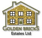 Golden Bricks Estates Ltd, Cannock branch logo