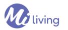 Mi living , Mi Living branch logo