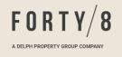 Forty/8 Developments logo