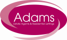 Adams Estate Agents & Residential Lettings, Winchcombe branch logo