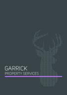 Garrick Property Services, Bristol branch logo