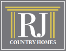 R J Country Homes, Worcester branch logo