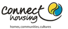 Connect Housing, Re-Lets branch logo