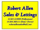 Robert Allen Sales & Lettings, Folkestone branch logo