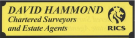 David Hammond Chartered Surveyors, Eastwood logo