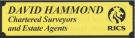 David Hammond Chartered Surveyors, Eastwood logo