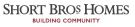 Short Bros Homes Limited, Llanelli branch logo