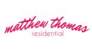 Matthew Thomas Residential, Ripley branch logo