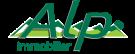 Alp Immobilier, Robion logo