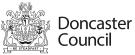Doncaster Metropolitan Borough Council, Doncaster branch logo