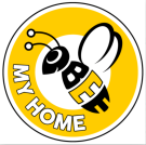 Bee My Home, Chester Le Street logo