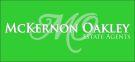 McKernon Oakley Estate Agents, Coleford branch logo