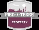 Pied-A-Terre Property, Emsworth branch logo