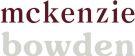 Mckenzie Bowden , Newton Longville