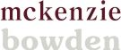 Mckenzie Bowden , Newton Longville logo