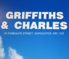 Griffiths & Charles, Worcester branch logo