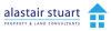 Alastair Stuart, Cranbrook logo