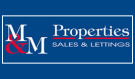 M&M Properties, Leighton Buzzard - Lettings logo