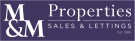 M&M Properties, Leighton Buzzard - Sales logo