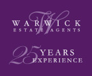 Warwick Estate Agents, London branch logo