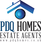 PDQ Homes Estate Agents, South Shields logo