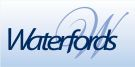 Waterfords, Land & New Homes logo