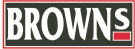 Browns, Stockton on Tees logo