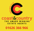 Coast & Country Estate Agents , Newton Abbot logo
