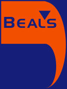 Beals, North End branch logo