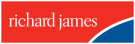 Richard James Estate Agents, Irthlingborough logo