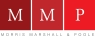 Morris Marshall & Poole, Aberystwyth logo