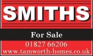 Smiths Estate Agents, Tamworth branch logo