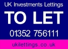 UK Investments Lettings & Mortgage Centre, Mold branch logo